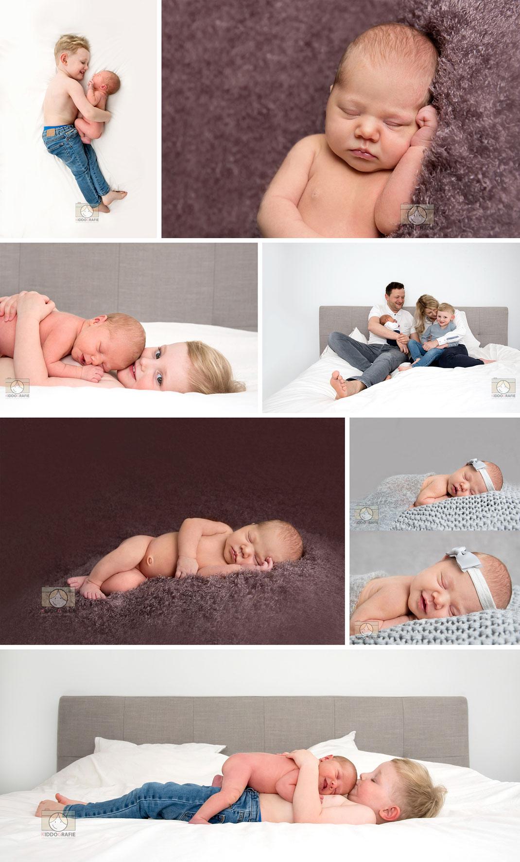 newborn fotoshoot Oud Gastel