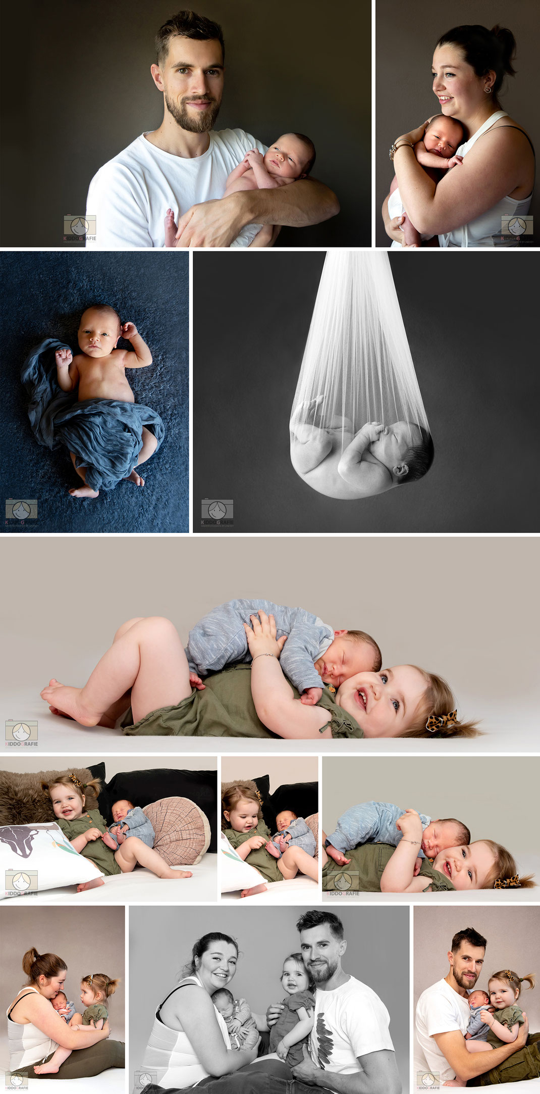 newborn shoot Bergen op Zoom