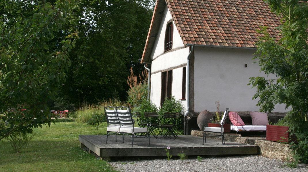 Gîte du Manoir de Chaussoy - Somme - Picardie