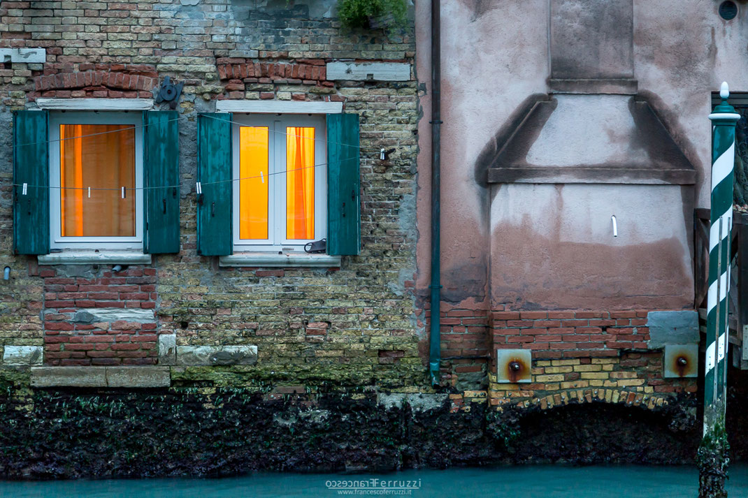 Venezia - atmosfera invernale