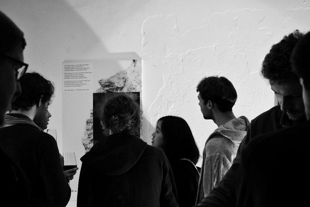 Laura Deberle Ausstellung Exhibition Heidelberg Art van Demon Leitstelle Dezernat 16 Heidelberg