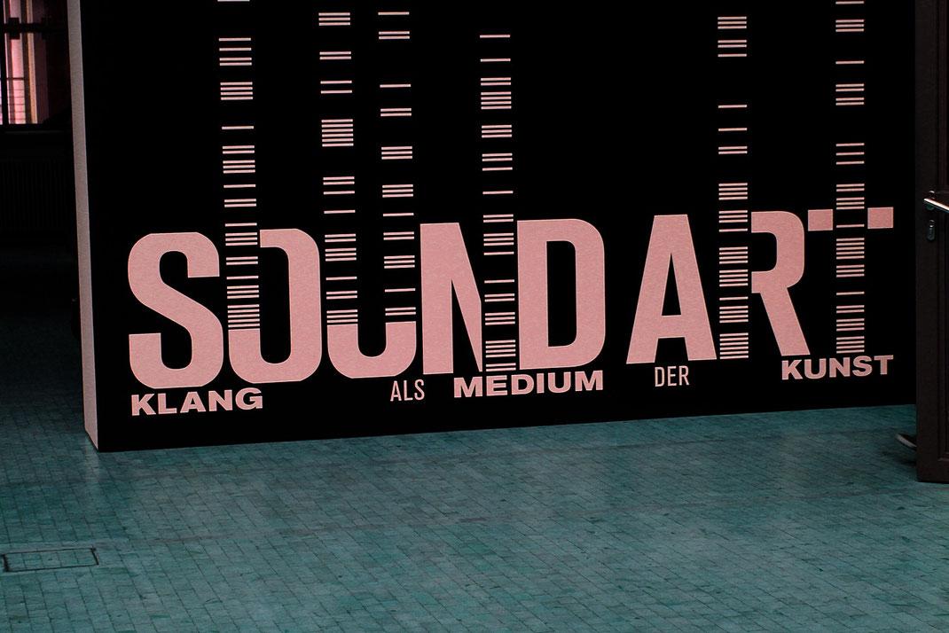 ZKM Soundart Klang als Medium der Kunst Karlsruhe Ausstellung