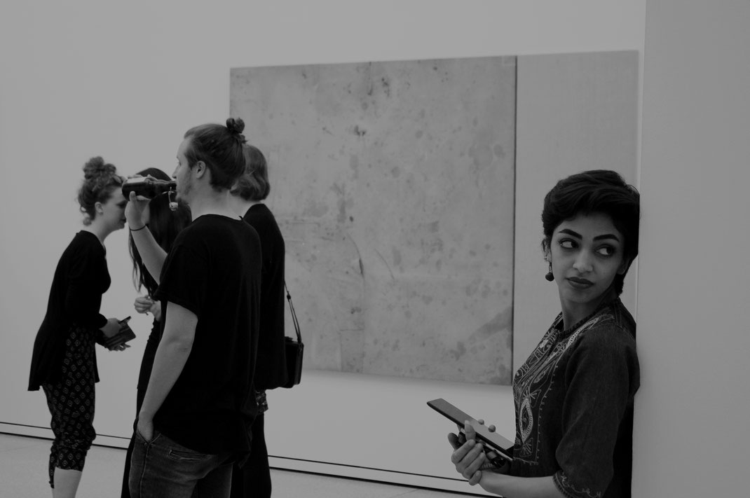 Zuhra Hilal Heidelberger Kunstverein Laura Deberle Heidelberg Ausstellung Fotografie Dokumentation