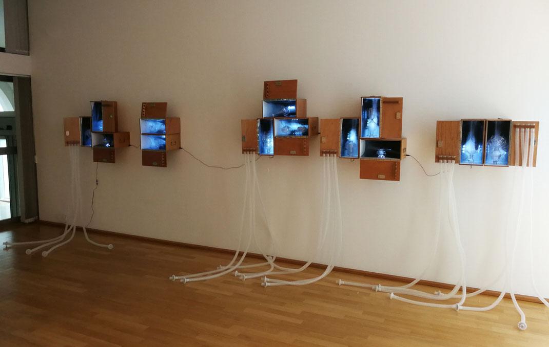 200m unter NN, 2018, Kunstmuseum Ahlen