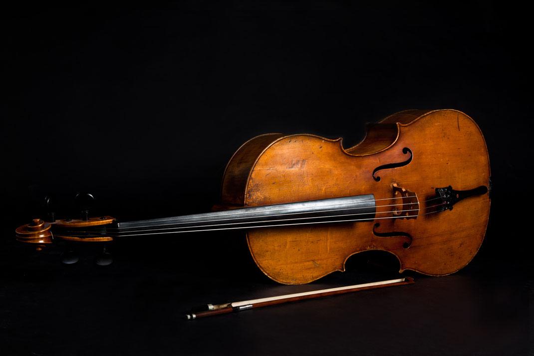 Musik, Instrument, Fotostudio, Zerina Kaps