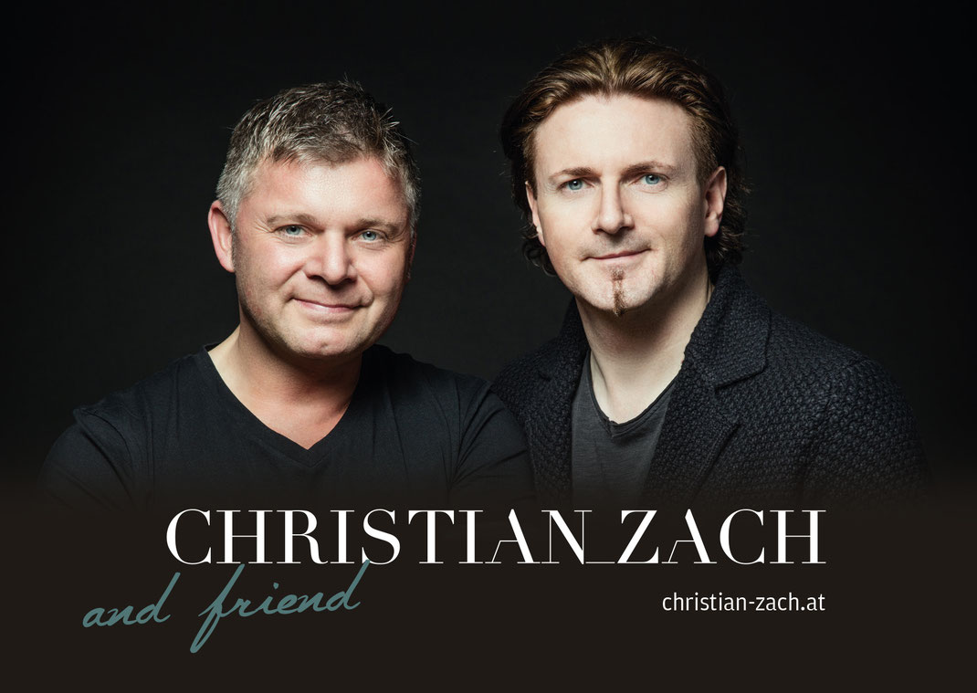 Autogrammkarte Christian Zach © Michael Schnabl