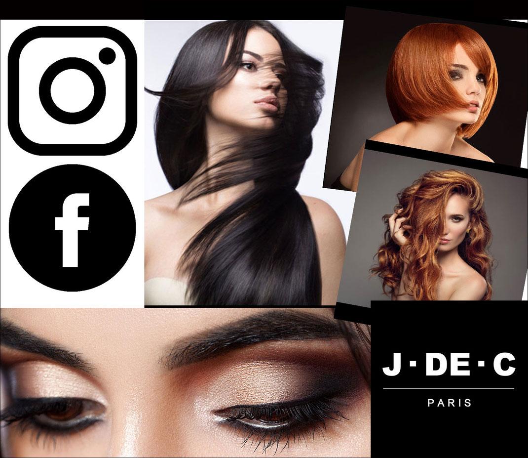 J DE C Coiffure Marseille, Lissage Cheveux, Coiffeur Visagiste,