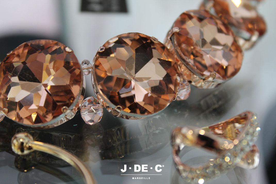 Bijoux fantaisie, J.DE.C Marseille, Mode et Accessoires Marseille 13008, boutique bijoux