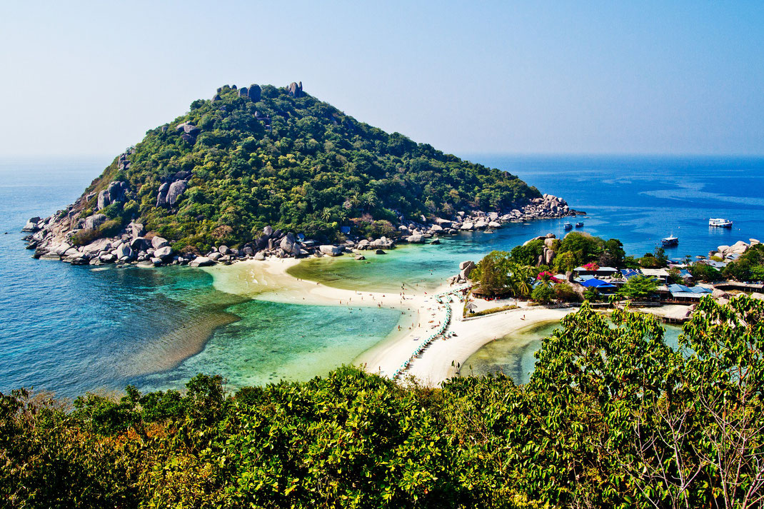 Koh Tao Island is the Snorkeling and Diver Paradise