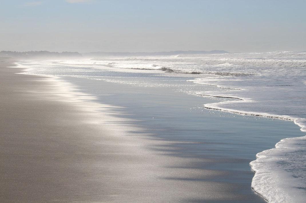 Meer, Wellen und Strand. Trancereisen