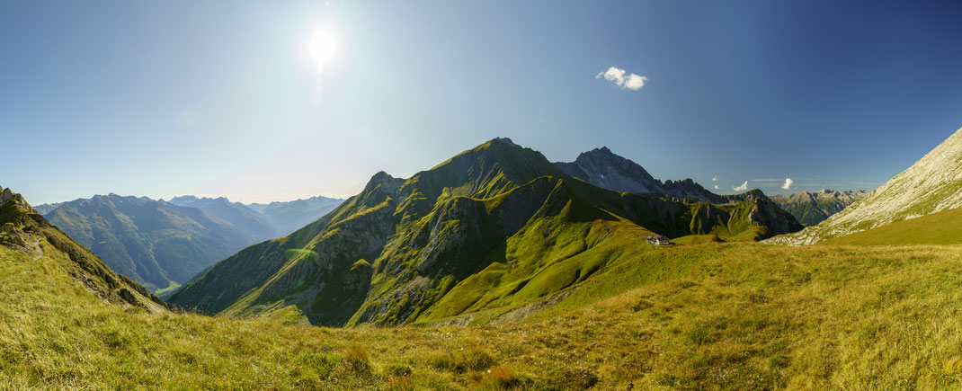 kaiserjochhaus schindlekopf stanskogel vallesinspitze tirol lech lechtaler alpen hiking tamron2875 sony a7rii reisefotografie travelfoto a7r2