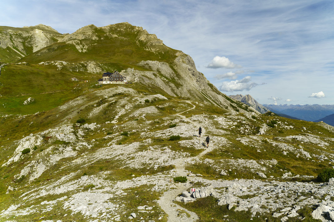 leutkircher hütte dav tirol lech lechtaler alpen hiking tamron2875 sony a7rii reisefotografie travelfoto a7r2