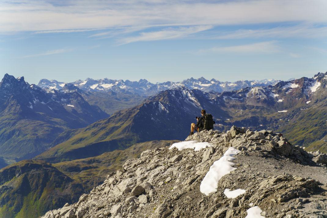 Valuga lech lechtaler alpen hiking tamron2875 sony a7rii reisefotografie travelfoto a7r2
