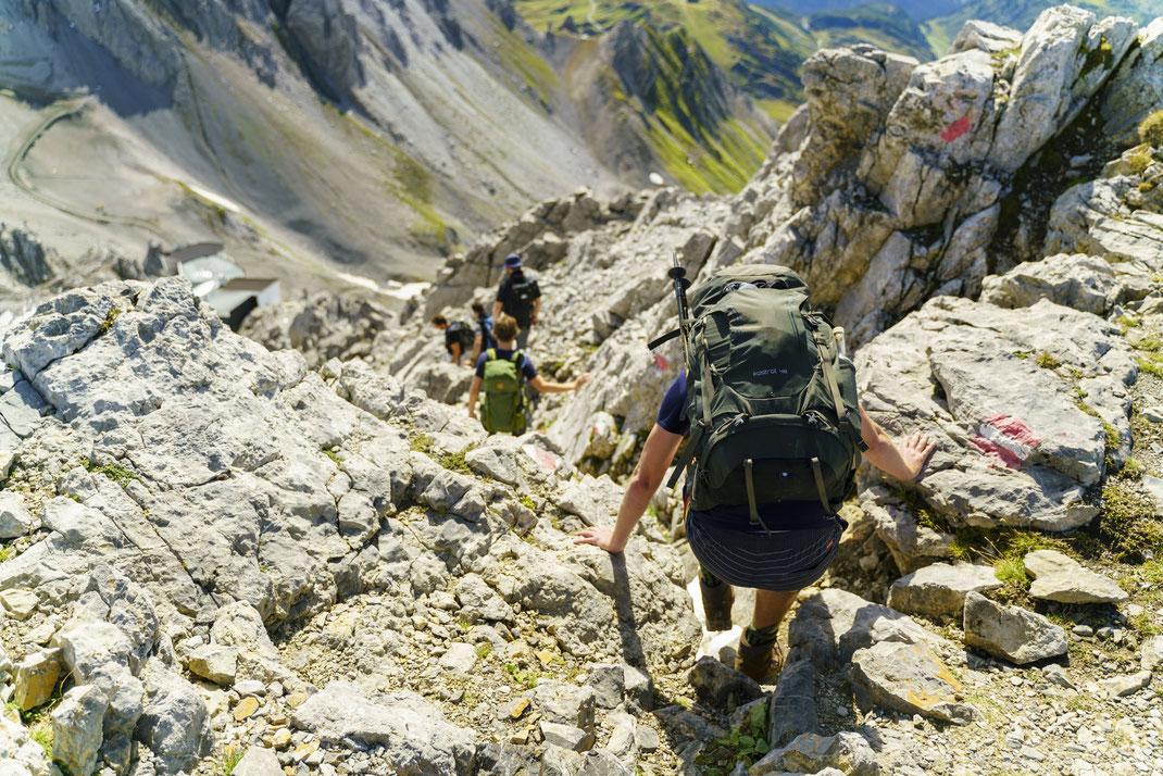 lech lechtaler alpen hiking tamron2875 sony a7rii reisefotografie travelfoto a7r2