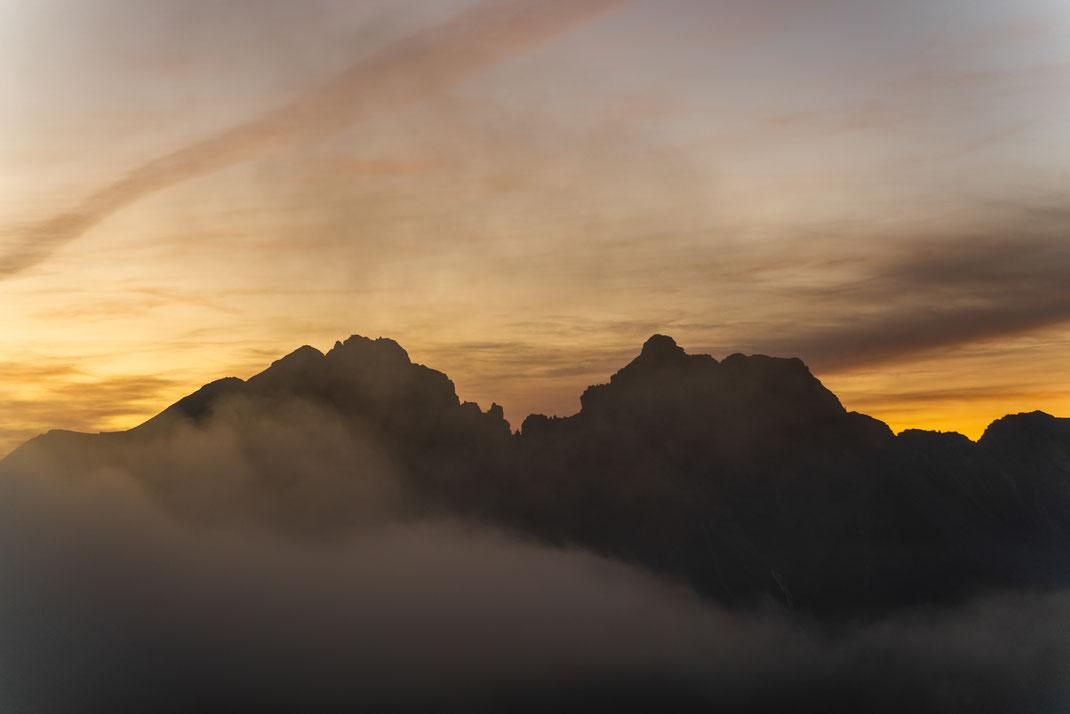 Fangekarspitze Kuglaspitze tirol lech lechtaler alpen hiking tamron2875 sony a7rii reisefotografie travelfoto a7r2