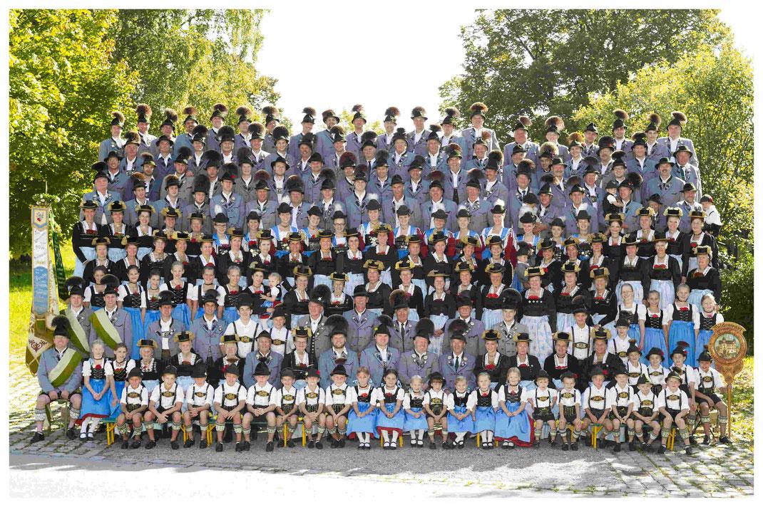 Der Verein im Jubiläumsjahr 2013
