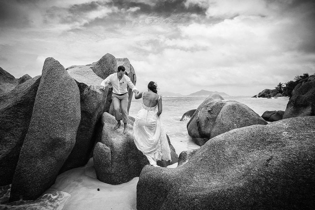 Wedding Photographer Seychelles