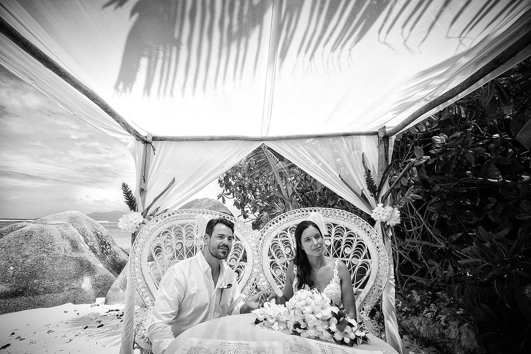 Wedding Location Seychelles