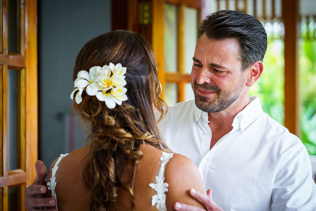 Hochzeitsfotograf Seychellen - Bachelor Hochzeit