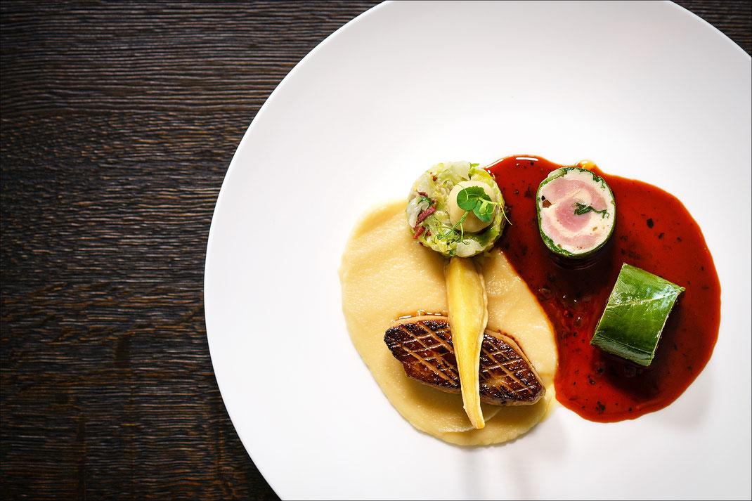 Food-Fotograf Sterneküche