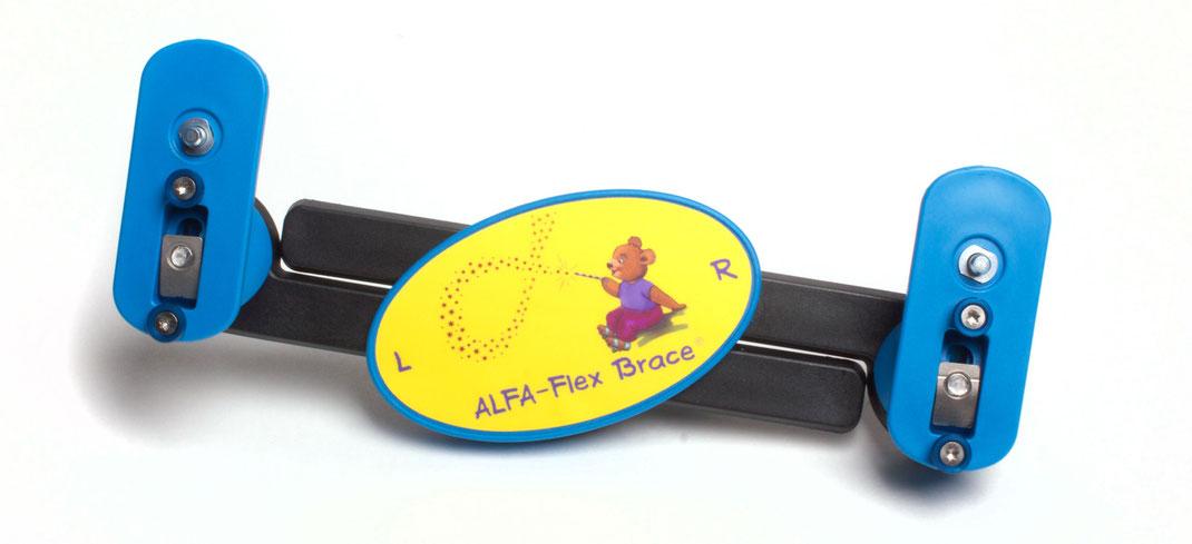 ALFA Flex Fußabduktionsschiene zur Klumpfußbehandlung nach Ponseti
