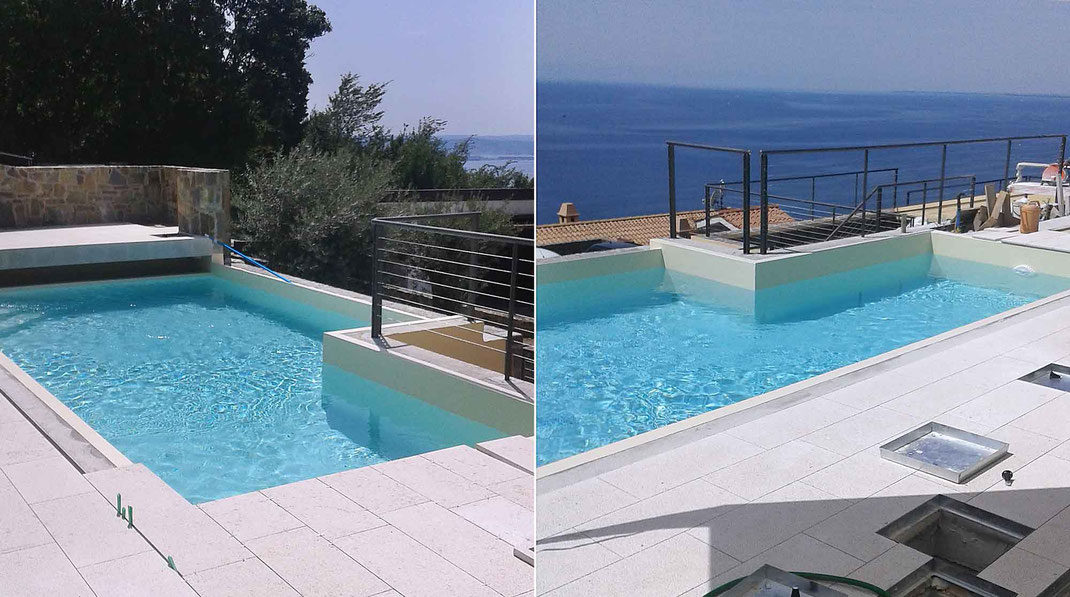 Edilizia privata Ecoter srl - costruzione piscina