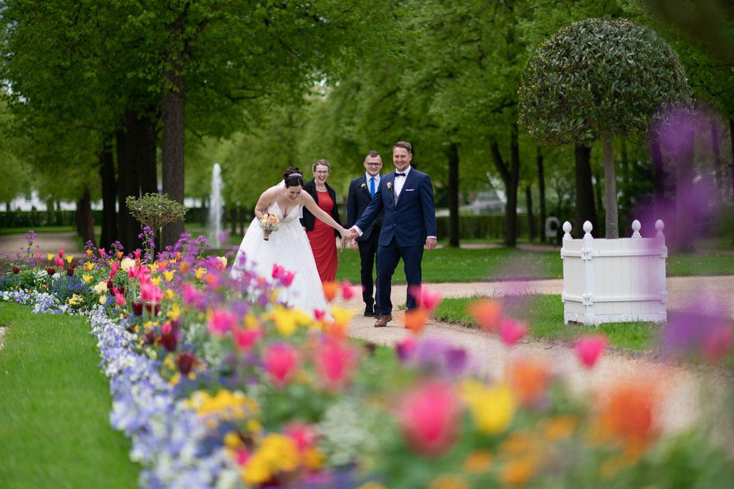 Hochzeitsfotograf und Videograf für Ihre Hochzeit in Ansbach und Windsbach