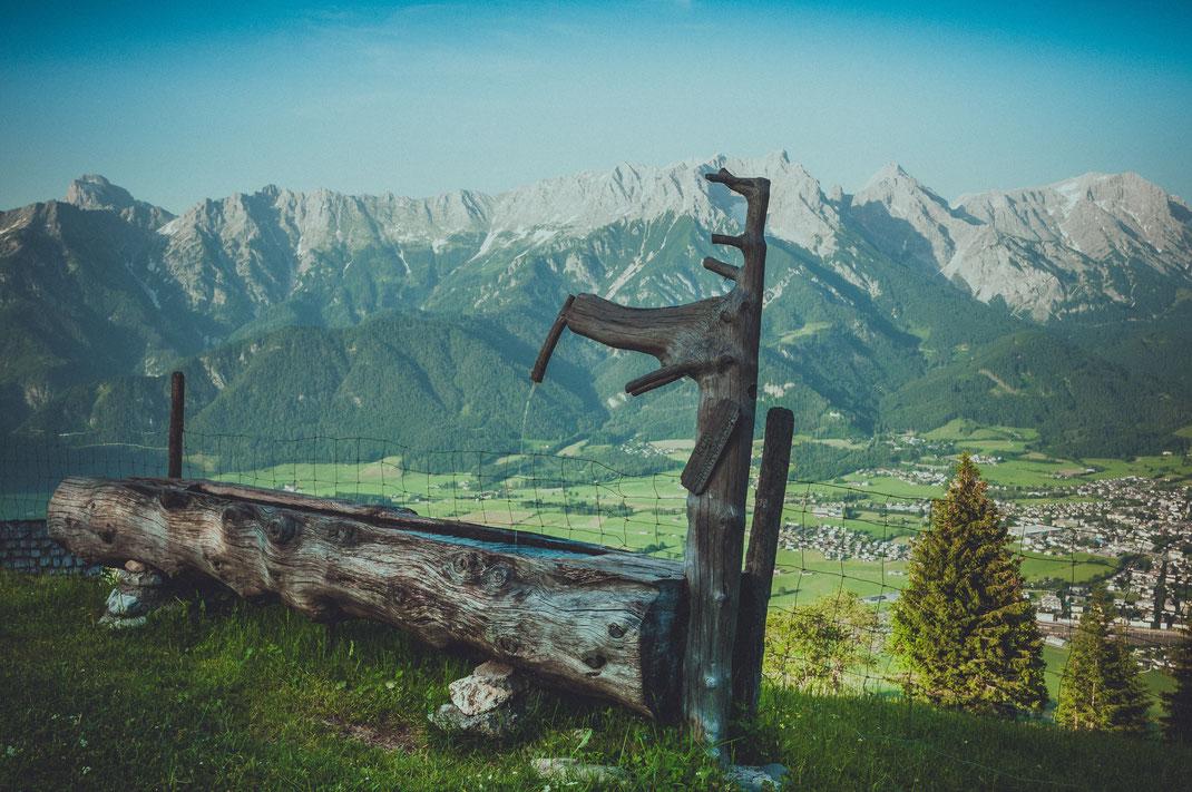 Österreichs Berglandschaft bei Zell am See kostenlos herunterladen