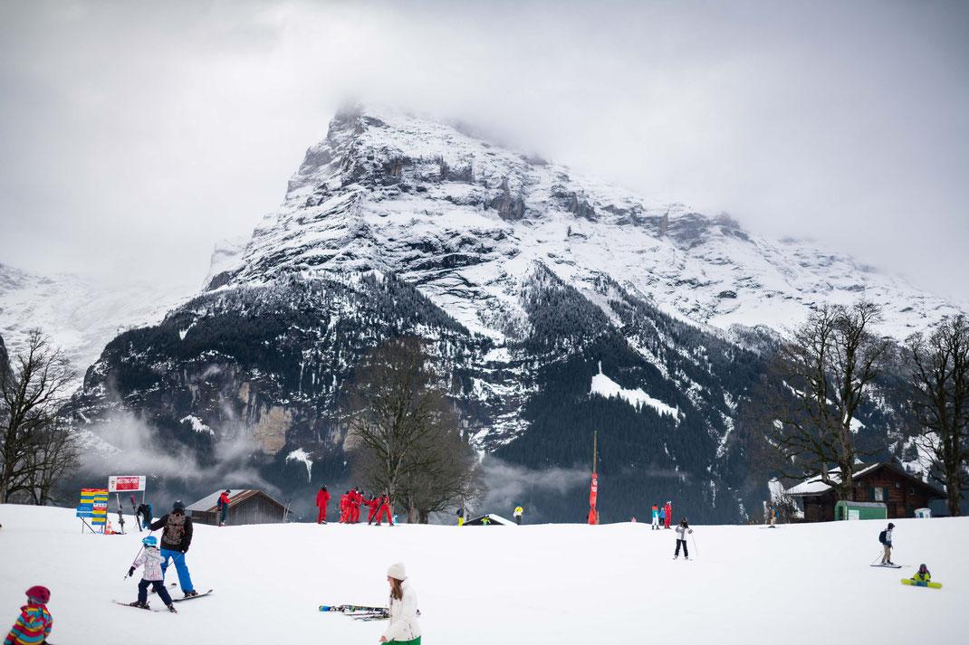 Skiurlaub und Wintersport in Grindelwald - Schweiz kostenlos herunterladen