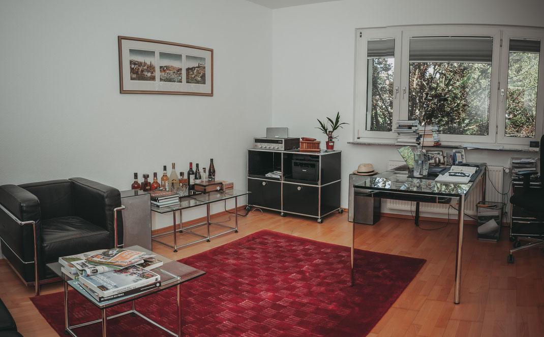 Aufnahmen einer 4 Zimmer Wohnung in Frankfurt am Main für Air bnb