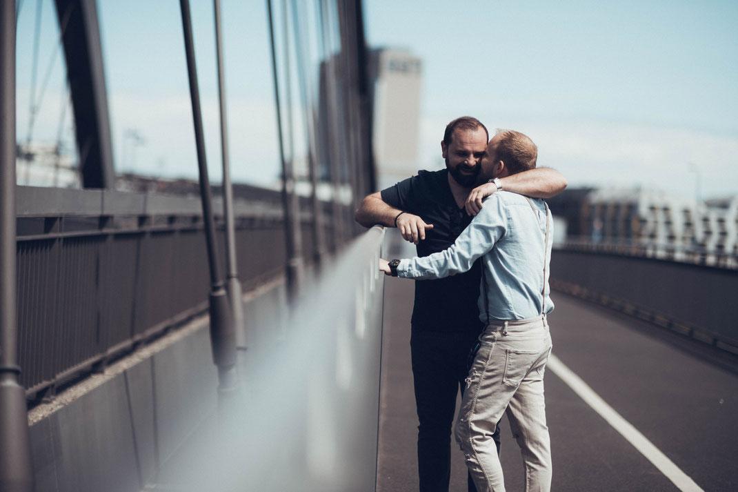 Fotograf für homosexuelle Paare in Frankfurt und Umgebung