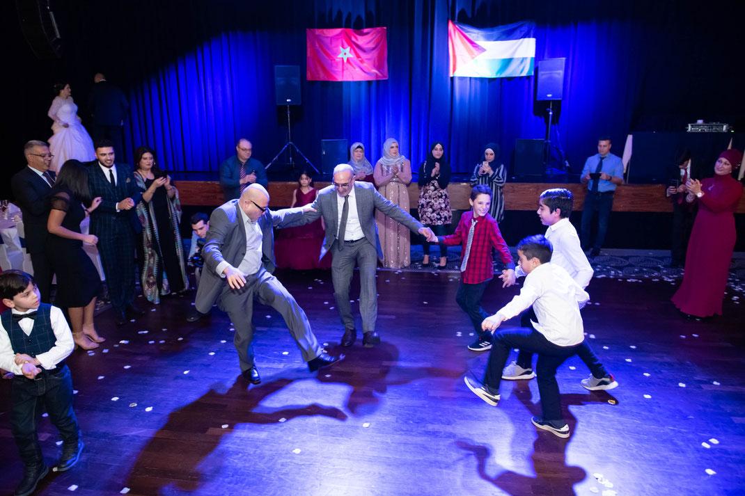Fotograf für Deutsch-Marokkanische Hochzeit in Darmstadt, Umgebung und Deutschlandweit