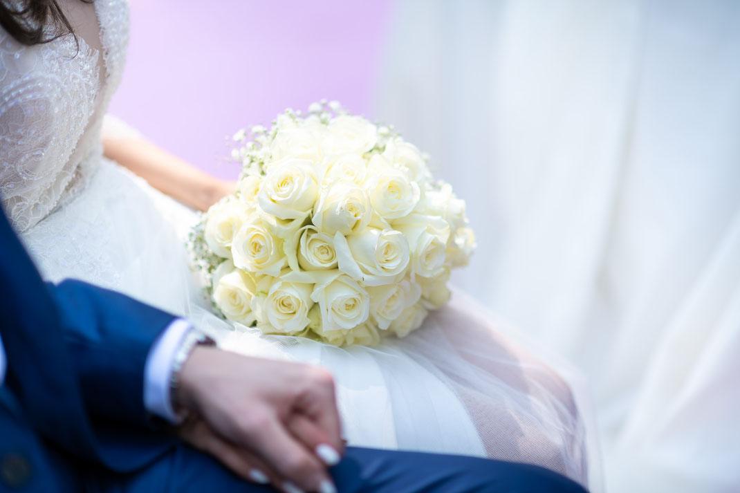 Traumhafter Hochzeitstag in Romrod - Mein Hochzeitsfotograf und Videograf für meine Hochzeit und professionelle Aufnahmen