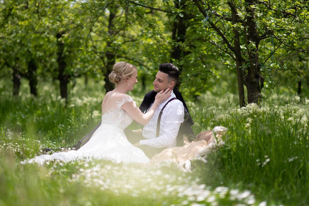 Hochzeitsfotograf für Ihre Hochzeit in Bad Vilbel und Niddatal