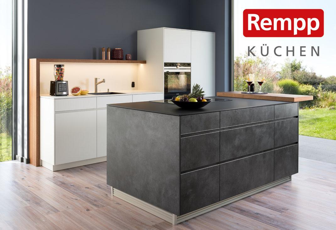 Herzlich Willkommen bei Rempp Küchen von INNenRAUM Tirol- Ihr Stahlküchenexperte in Tirol für Privat, Bauherren und Gewerbe