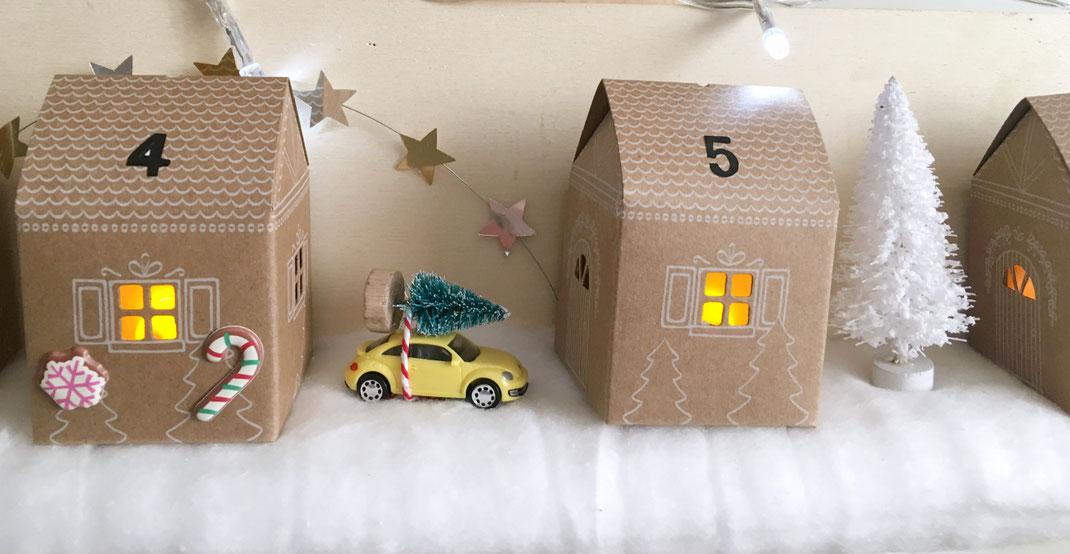 Idee Calendario.3 Idee Craft Per Il Tuo Calendario Dell Avvento Fai Da Te