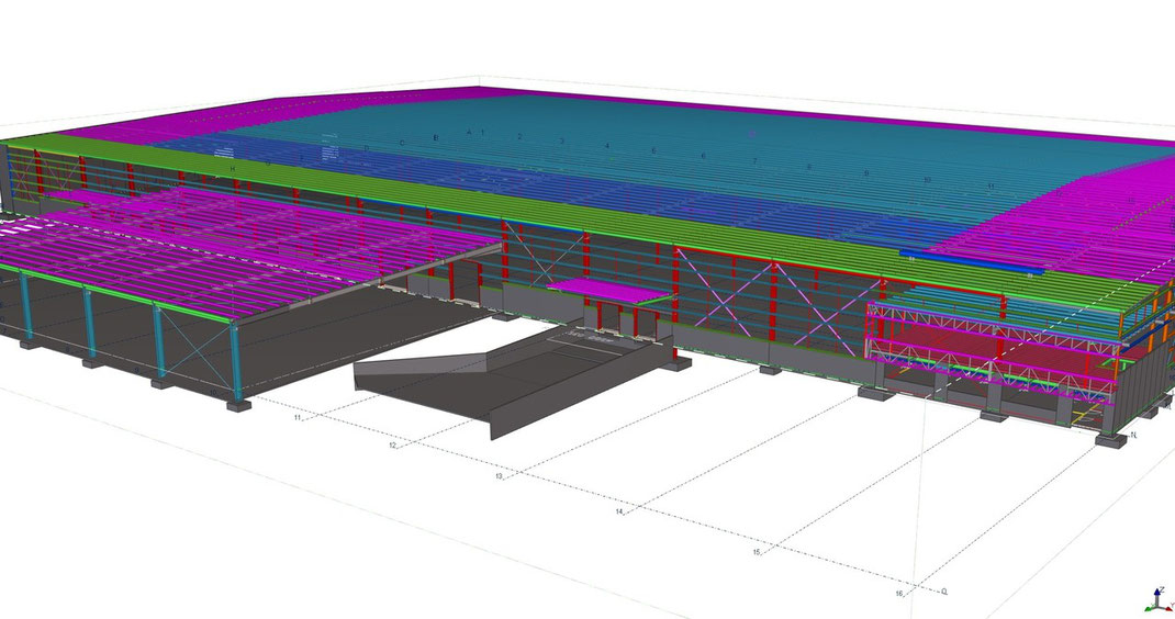 Australand - Toll logistics Altona Victoria 600 tonnes