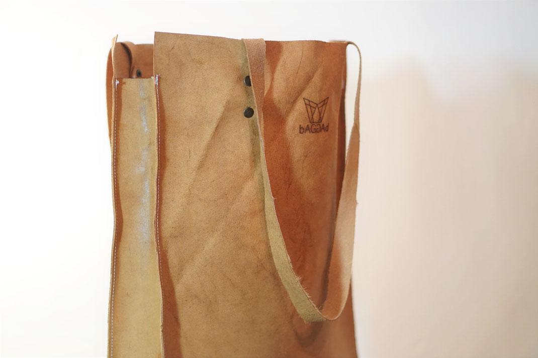 Leren Heren Tassen Den Haag : Handgemaakte leren tas ronha baggad