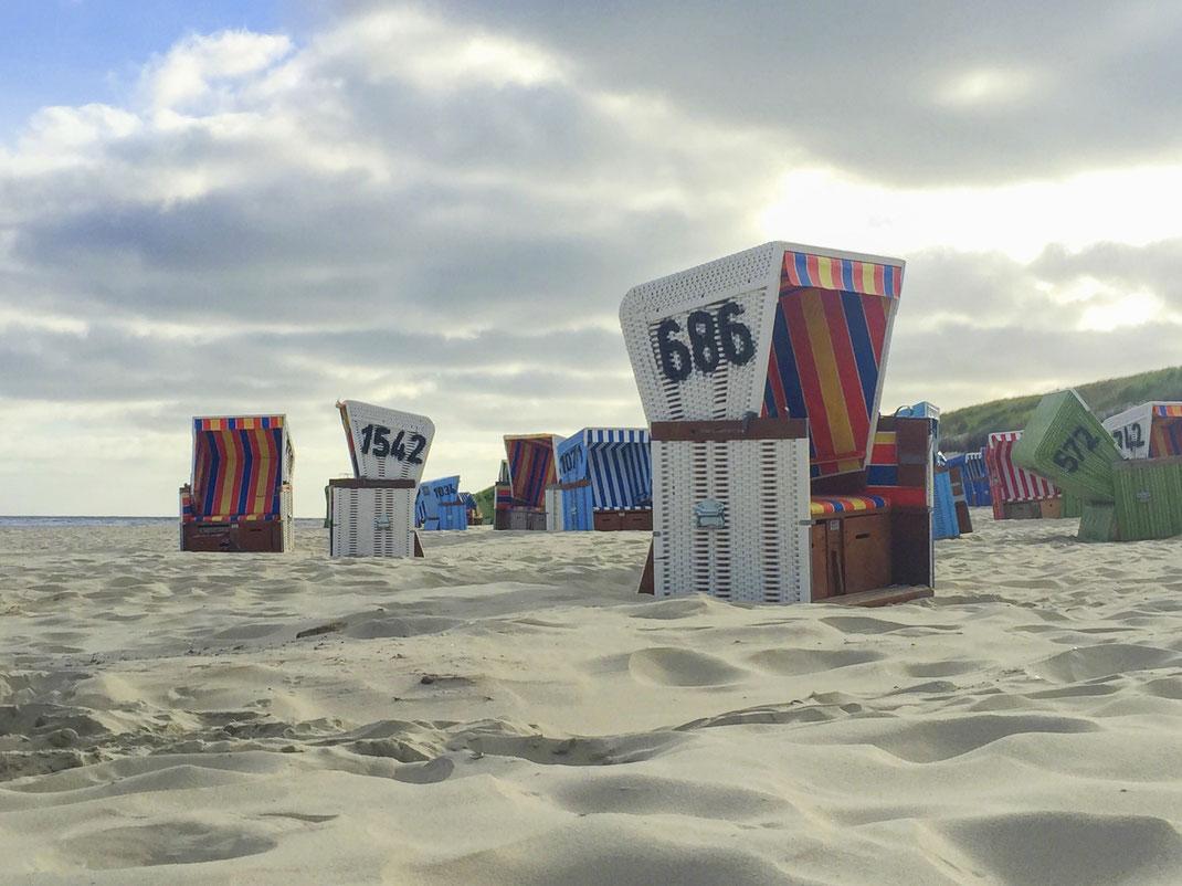Urlaub auf Langoog