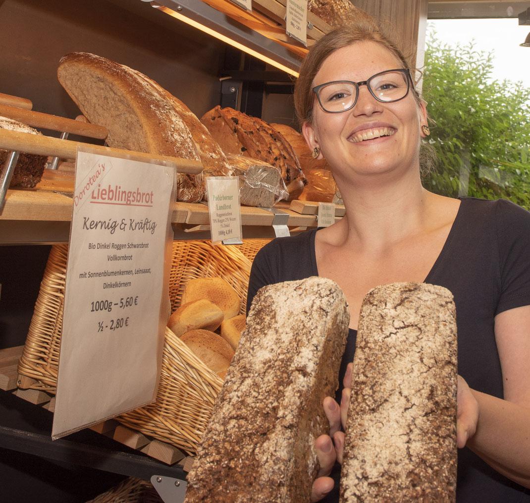 Lieblingsbrot in unserer Bio Bäckerei Seekrug auf Langeoog