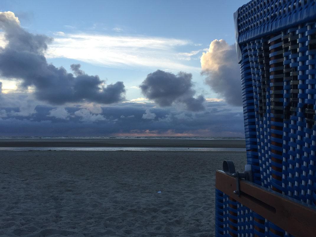 Wolkenkino Langeoog