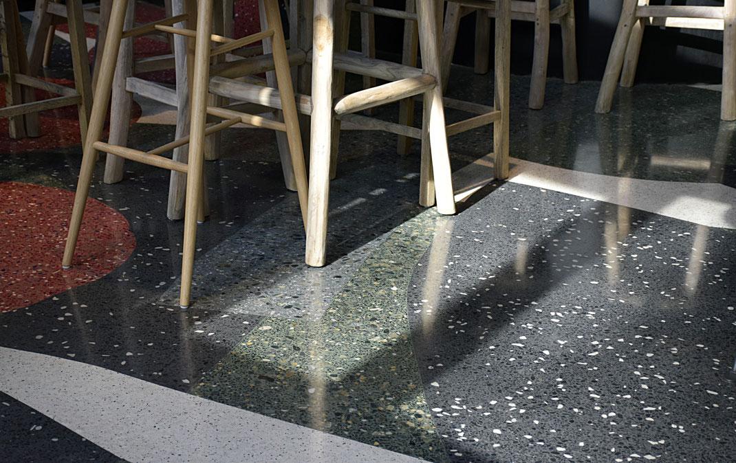 Dallage Granito / Terrazzo - AD LUCEM