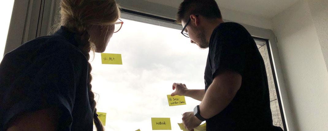 Ideation Process bei Unterschied und Macher | Unterschied und Macher