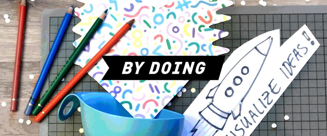 BYDOING - unsere Academy für die Macher der digitalen Welt