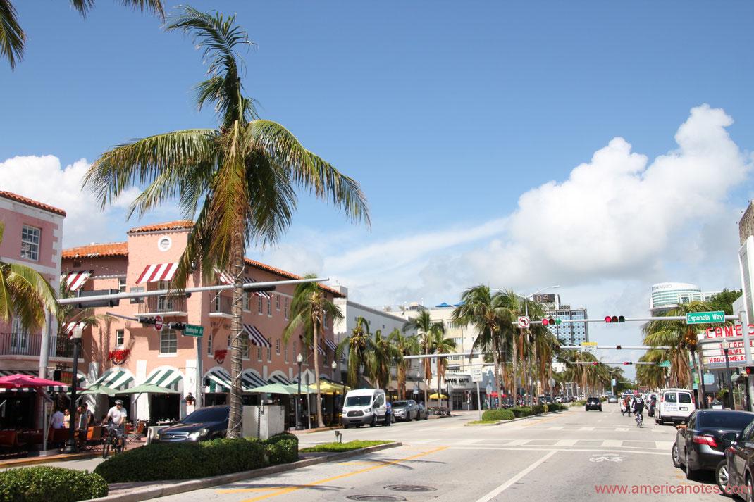 Die besten Sehenswürdigkeiten und Reisetipps für Florida: MIami Beach