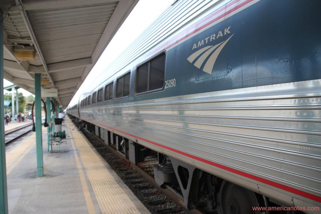 Zugreisen: Durch die USA mit Amtrak reisen