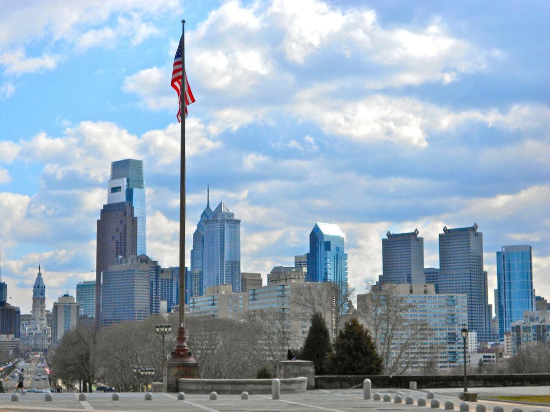 Die besten Sehenswürdigkeiten und Reisetipps für Philadelphia. Philadelphia Downtown.