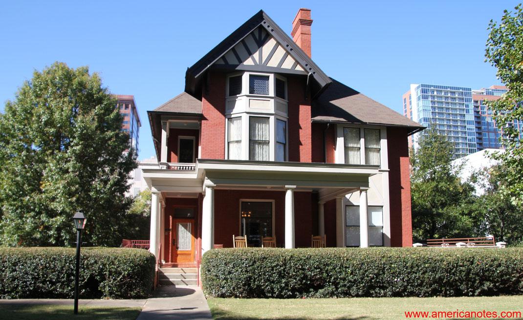 Die besten Sehenswürdigkeiten und Reisetipps für Atlanta. Margaret Mitchell House in Atlanta.