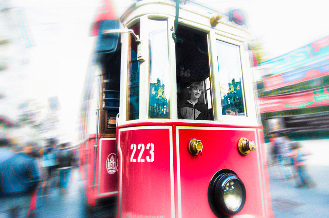 Istanbul Tram, Asian Side
