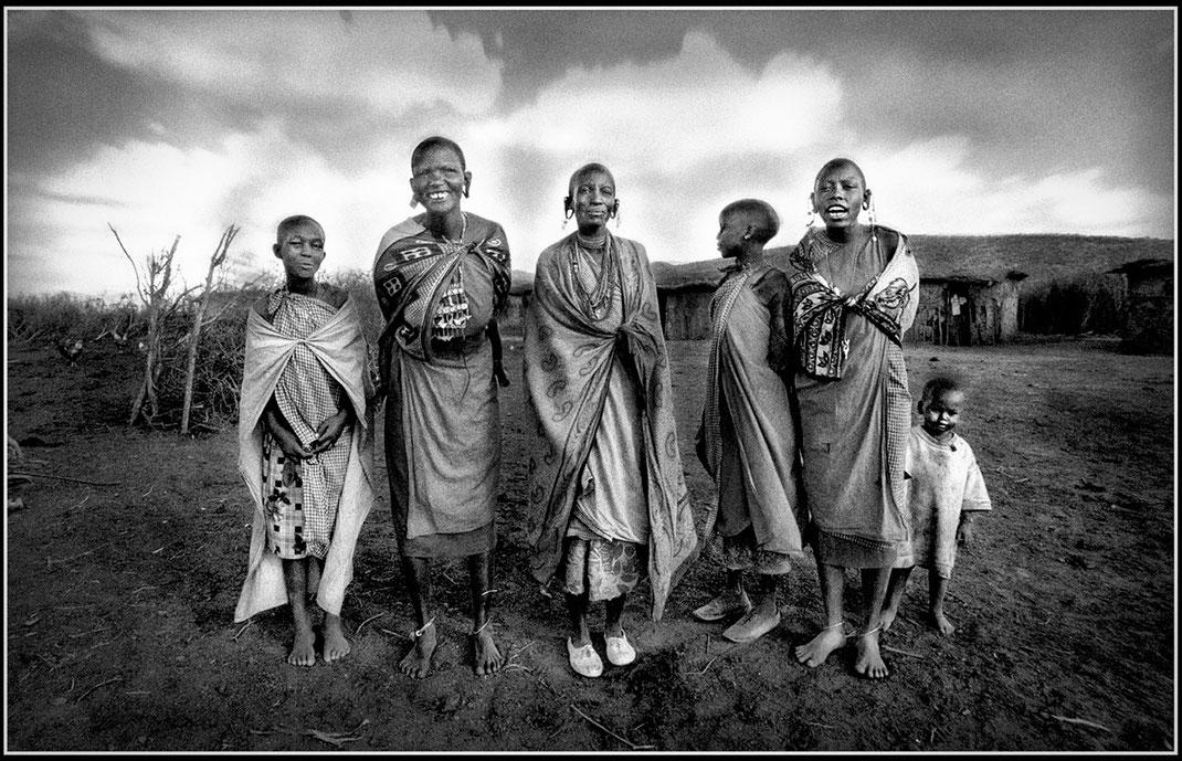 Territorio Masai, Kenia